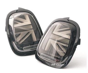 Mini F60 Countryman Union Jack Dynamische LED Achterlichten