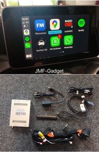 Mercedes W117 W176 GLANTG 5.0/5.1 Wifi Carplay Android Auto Interface