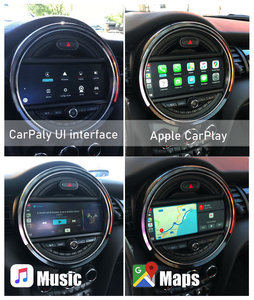 Mini F54 F55 F56 F57 F60 NBT Wifi Carplay Android Auto Interface
