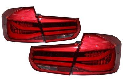 BMW Depo F30 F80 Sedan LCI Look LED achterlichten