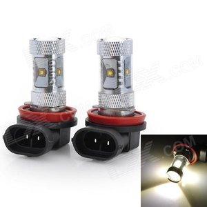 H11 50Watt Osram Chip LED Dagrijverlichtingen Mistlampen Nieuw!!