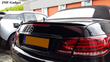 Mercedes E-Klass W207 Coupe/Cabrio AMG Styling Koffer Spoiler Gespoten