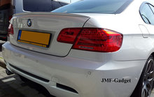 BMW E92 Coupe M3 Styling Koffer Spoiler Gespoten